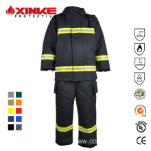service Protective Clothing Fire Fighting Suit
